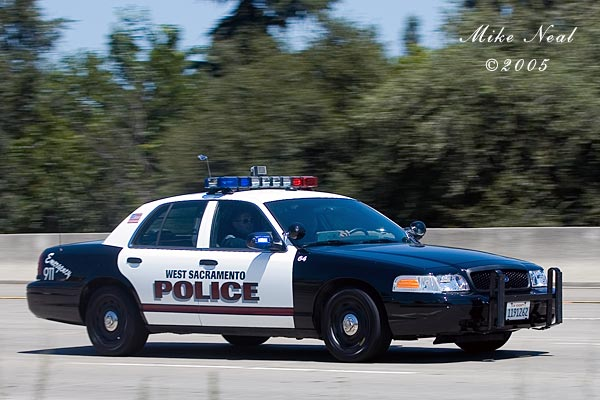 West sacramento police department vehicle neal for Department of motor vehicles in sacramento