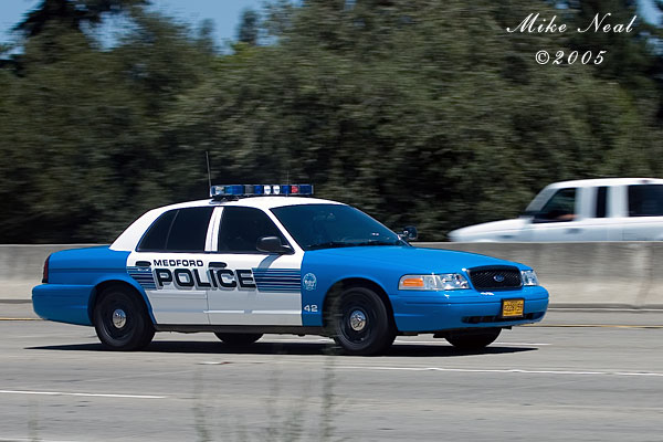 Worst Looking Police Cars